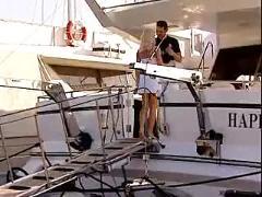 Silvia saint: fuck me on the boat