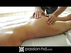 August ames requested a massage & sex from her bf