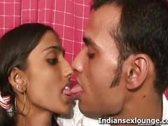 Aarti tongue fighting and nipples pinching