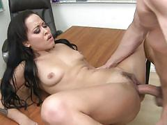 mia austin, big dick, blowjob, riding, doggystyle, cumshot, facial, student, desk, reverse cowgirl, cowgirl, classroom, sucking