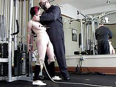 Punishing training in the gym