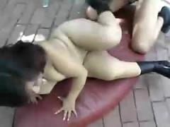 Big cock ripping little midget pussy apart by snahbrandy