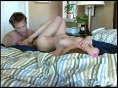 Molinee green sex in bed