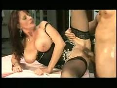 Brunette,  mature,  pussytomouth,