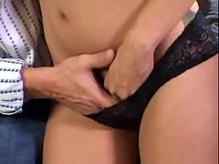 Kaiya lynn busty asian anal babe