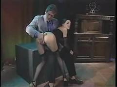 Taylor rain deep-tissue spanking anal