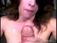 Mature blowjob -