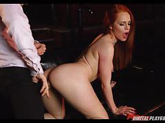 Monster cock danny d diving deep into the cute pussy of ella hughes