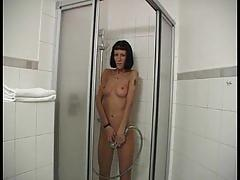 This hot babe is soo wet!!!!!