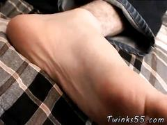 Gay wanking porn movie and d twink tube first time jarrod teases and strokes