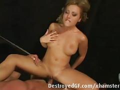 Jasmine her ass gets fucked really hard