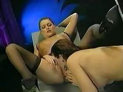 Night dreams - lesbian scene