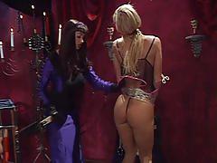 Bondage dolls - scene 1