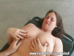 Bbw wants cock and not flowers!