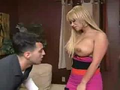 Shyla stylez bangs her friends man