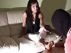 Crush passion - pov shoe licking - with flats 2