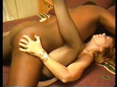 Cuckold's wife takes two loads of cum