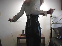 Domestic maid service - scene 1