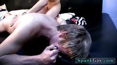 twink, boyfriend, gay, spanking, clothed