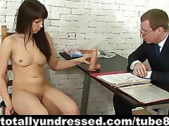 Really dirty job interview