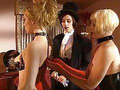 Lesbian fetish fever - scene 1
