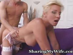 Older lady desires younger cock to fill her eager pussy