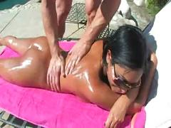 Masseuse spanks priya rai