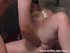 Extreme deep fist fucking orgasms
