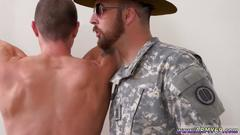 Military naked gay and boy sucking balls at xxx extra training for the newbies