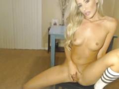 amateur, masturbation, toys, striptease, webcam, babe, solo, blonde, pussy