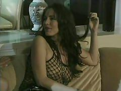 hardcore, blowjob, tube8.com, leather, fishnet, boots, 3some, ffm, blonde, brunette, shaved pussy, big tits, smoking, cigarette