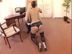 blowjobs, brunettes, stockings