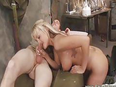 Fun with mash porn parody