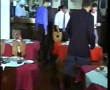 Orgy at restaurant 4 by fdcrn