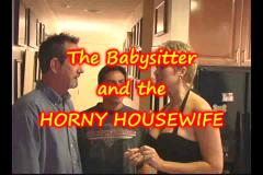 Milf housewife gets some from teen babysitter