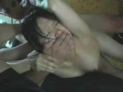 Asian shower gangbang (cen)