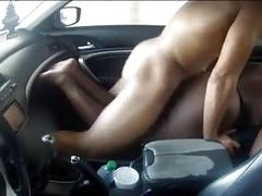 Front seat fuck