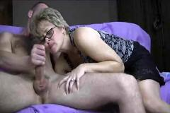 blowjob, handjob, amature, granny, lesson, matire