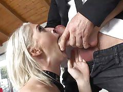 anal, ass, threesome, rocco, tattoo, a2m, hard