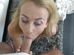 Povbitch - cheap uk whore get fucked till cum