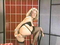 Buffy davis - ultra rare solo scene