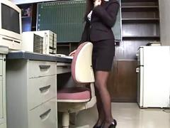 Asian office girl-by packmans