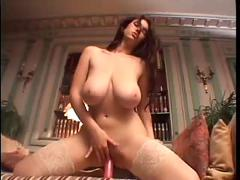 Sexy body woman masturbation -