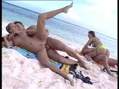 Maria bellucci - sex on the beach