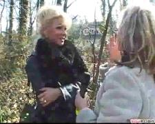 Diana's fun with mature hottie