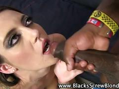 Bella nikole interracial gangbang