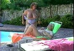 Hot lesbian bbw massage.