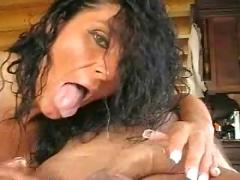 Amateur mature anal and facial cumchot