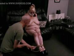 bondage, granny