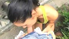 Outdoor fun with toni ribas and lucy belle
